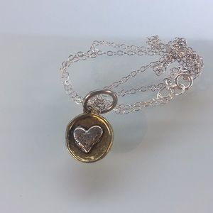 Jewelry - NCL heart necklace
